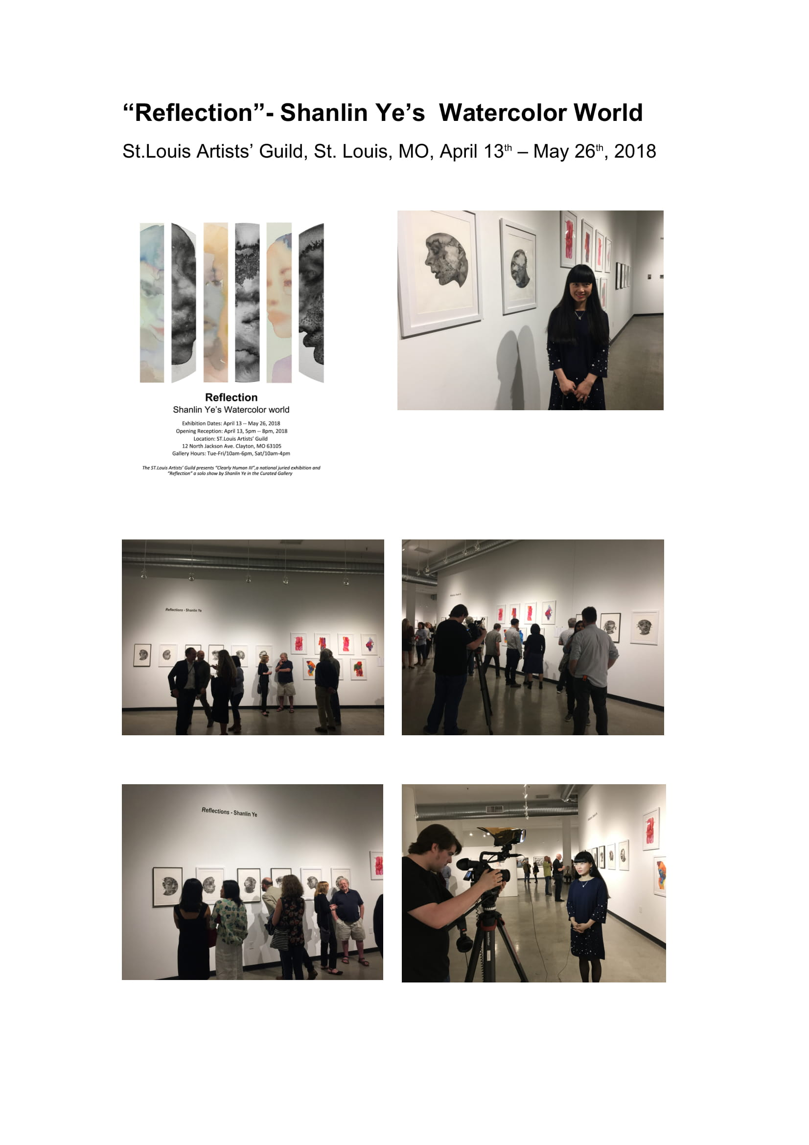 RAC Grant Supported Solo Show - Shanlin Ye's Watercolor World. 2018-1.jpg