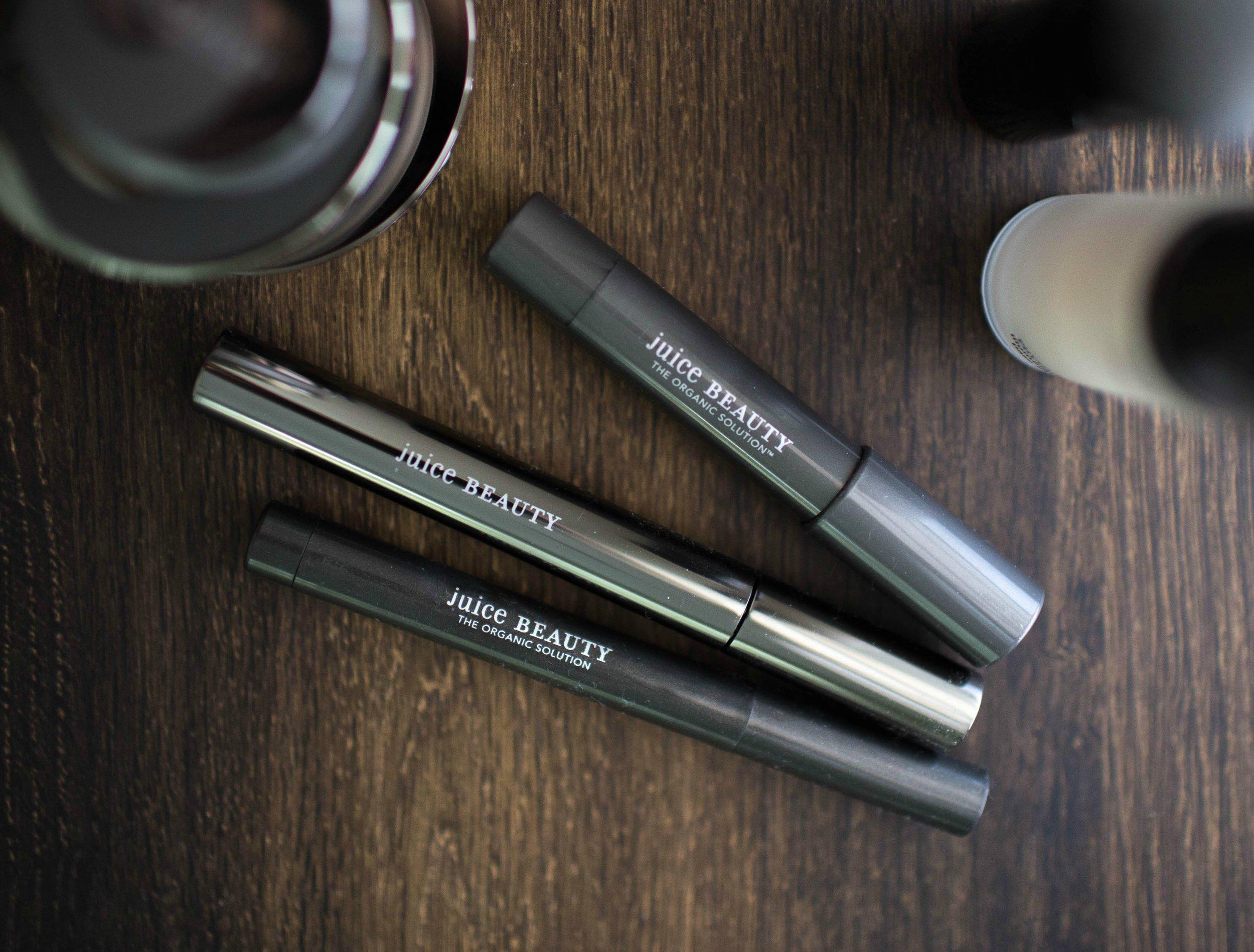 Trendy Fashion Blog | Juice Beauty Natural Makeup