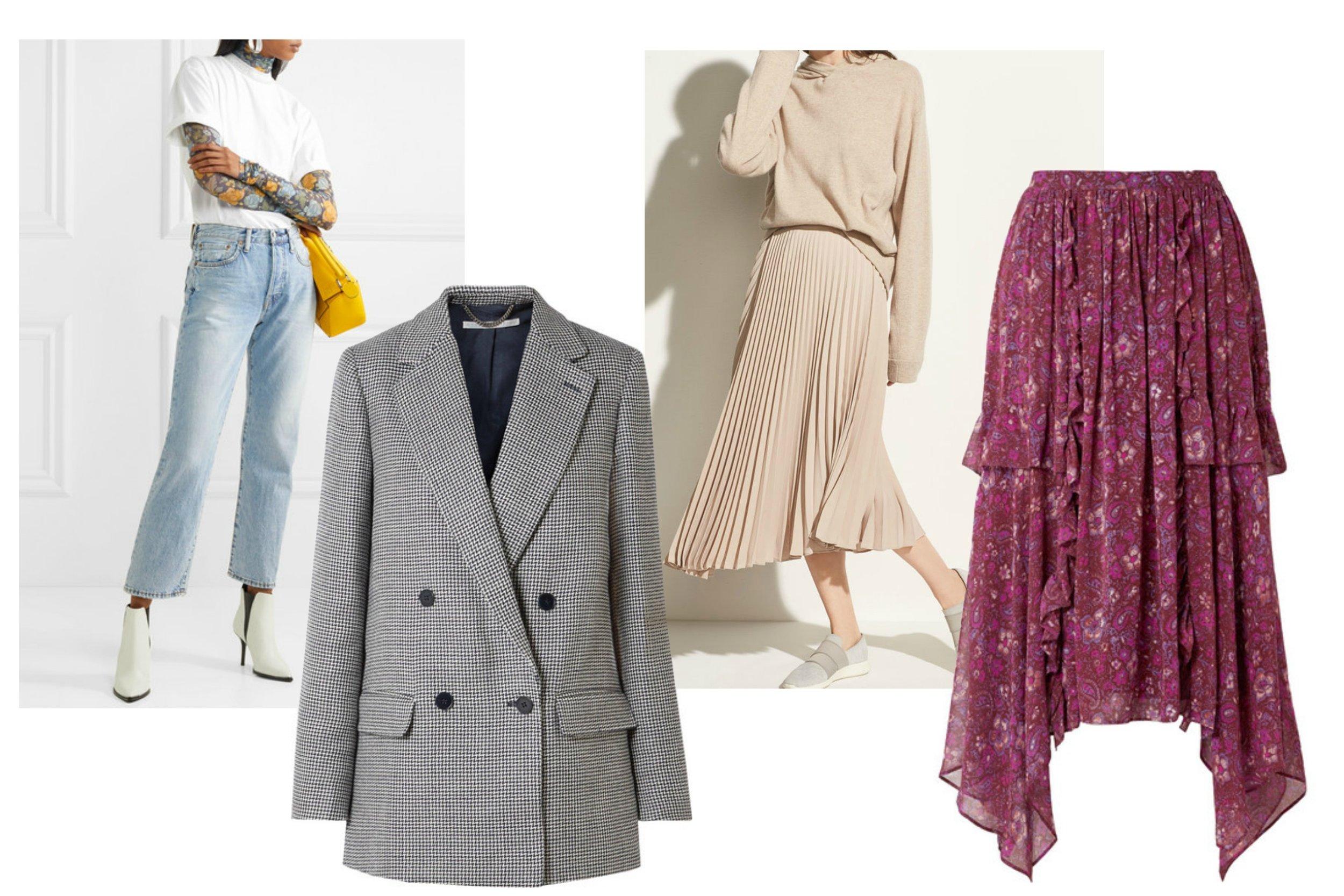2018 Autumn Wardrobe | EvocativelyChosen.com