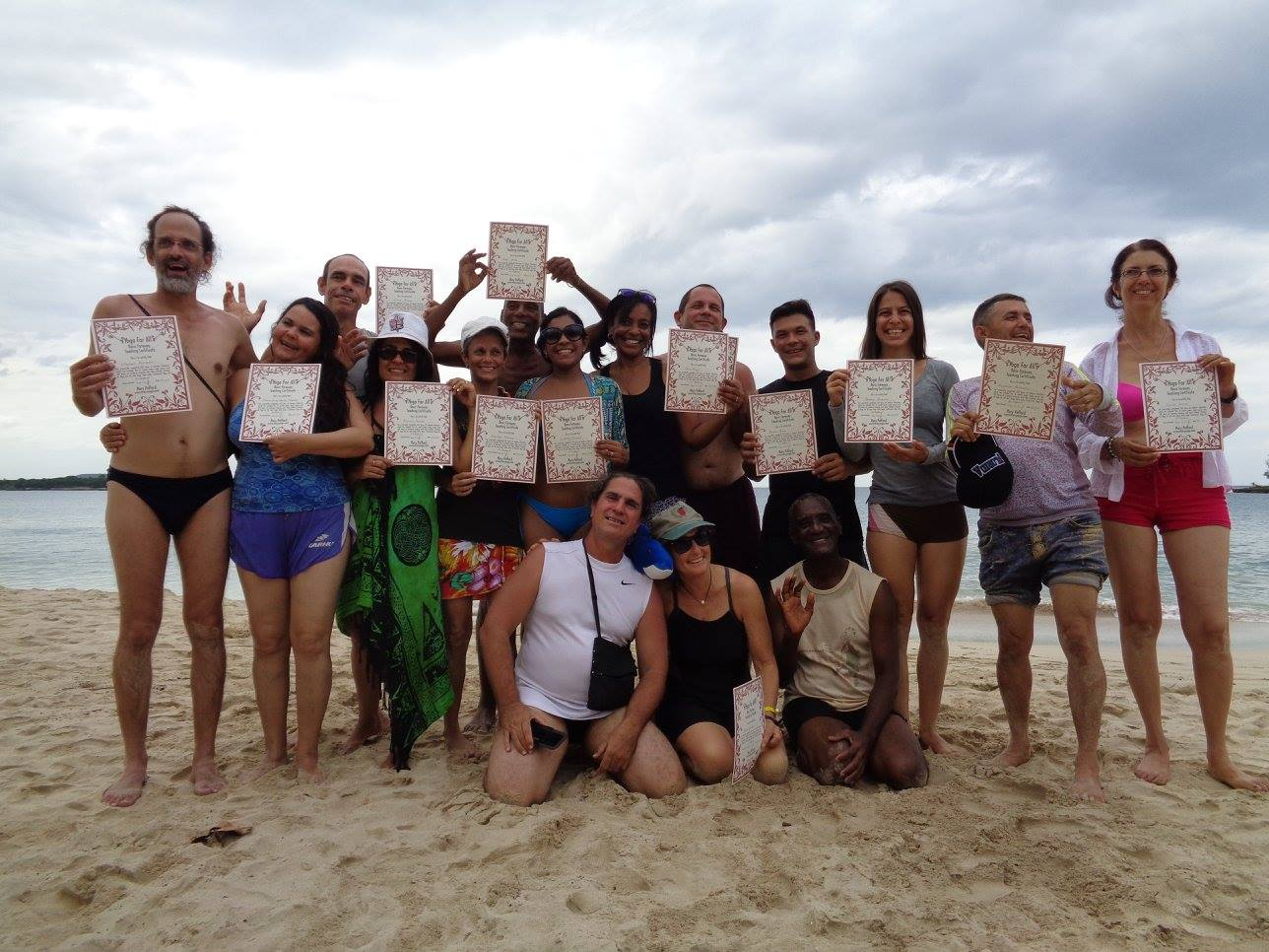 ¡Yoga Va! - celebrating and.........homeless!Help us support a Cuban Yoga Space