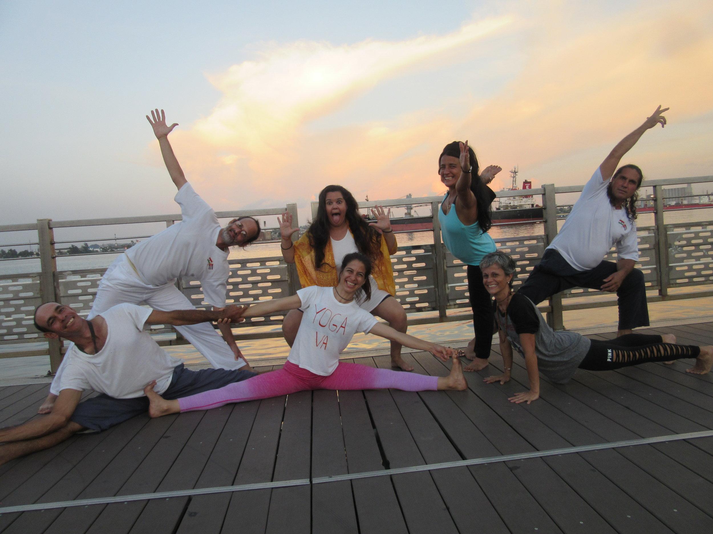 ¡Yoga Va! Cuba