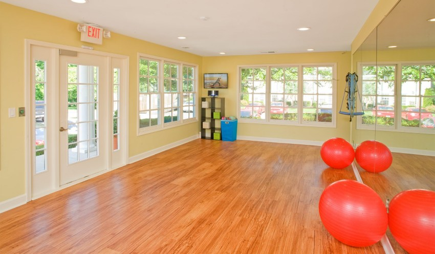 Apartments with Gyms in Nashville TN