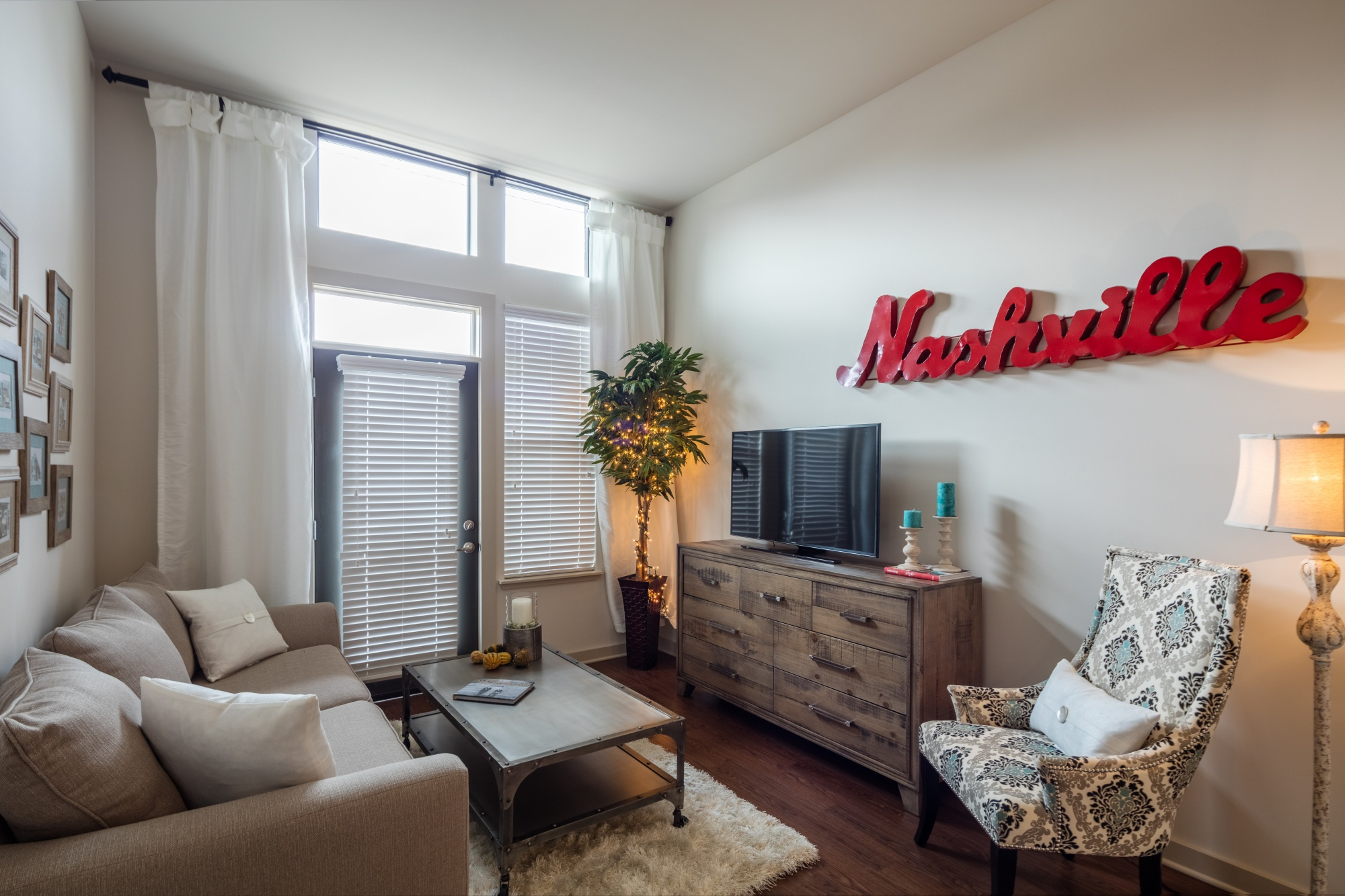 Lofted ceilings in West Nashville, Sylvan Park, and the Nations