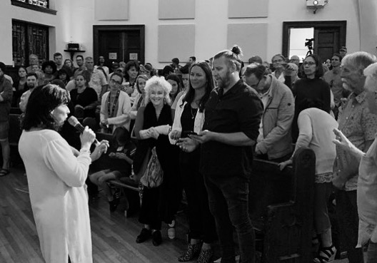 Deeply grateful for the ministry of @isabel_allum to our community this past weekend...so much was deposited into our hearts and by the grace of God we will grow up and mature into all the Lord has called us to for the sake of spreading the Good News of Jesus Christ!!!