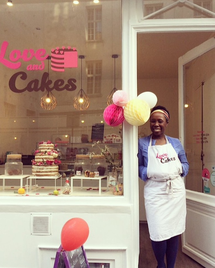 Welcome to Love and Cakes Paris