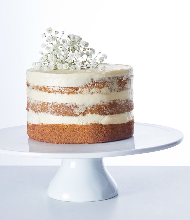 Louisiana Naked Party Cake