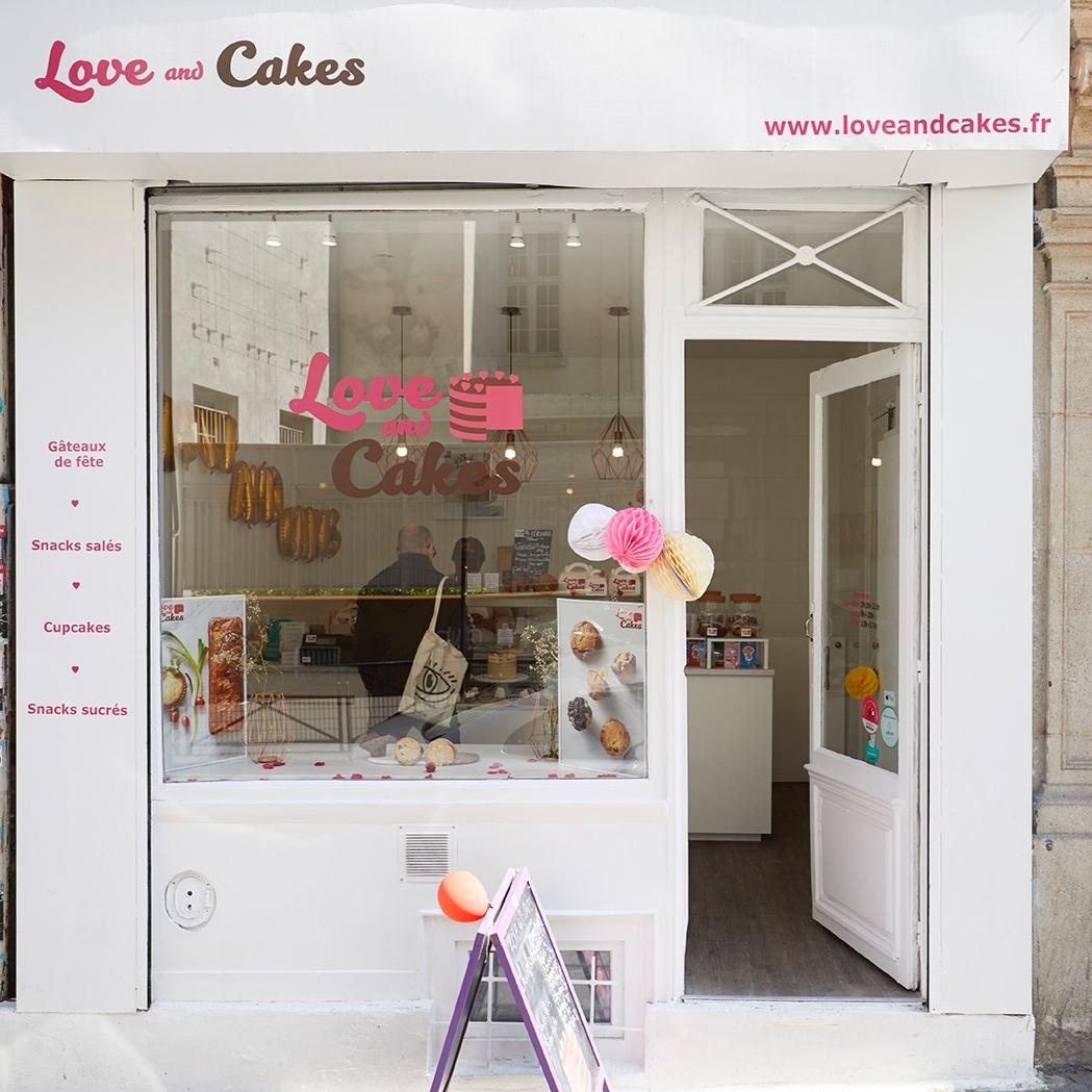 Love and Cakes Paris Boutique Atelier au pied de Montmartre