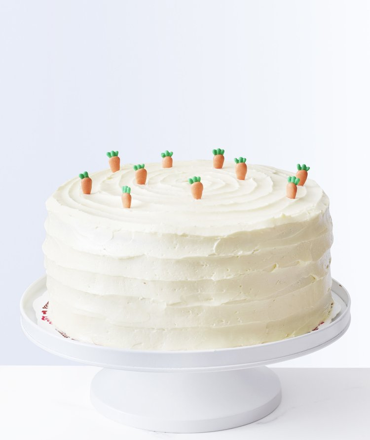 Manhattan Carrot Cake
