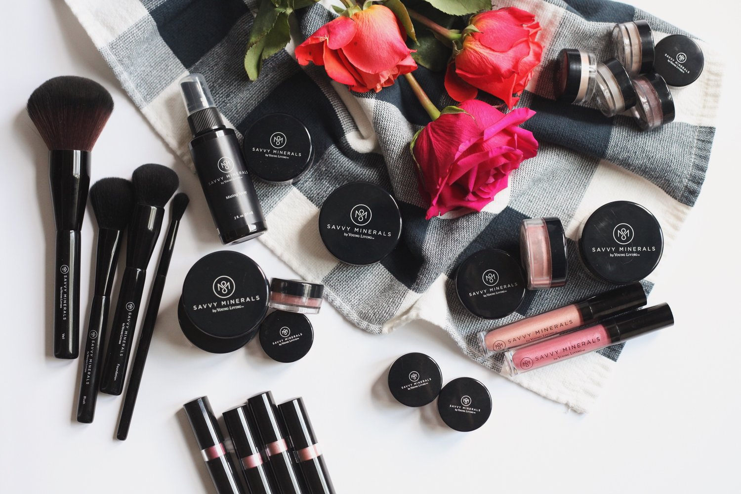 Savvy is one of the cleanest makeup lines on the market!