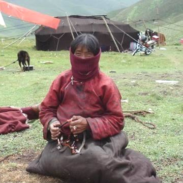 LIFE WITH THE NOMADS OF AMDO - SEP 24, 2014