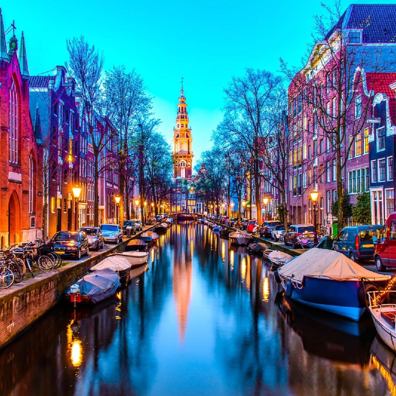 AMSTERDAM -