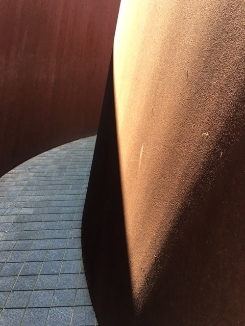Richard Serra at Glenstone