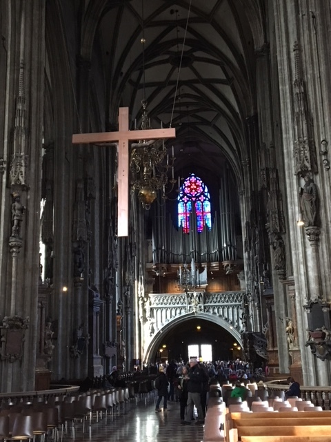 Vienna 2017 - St Peters Cathedral