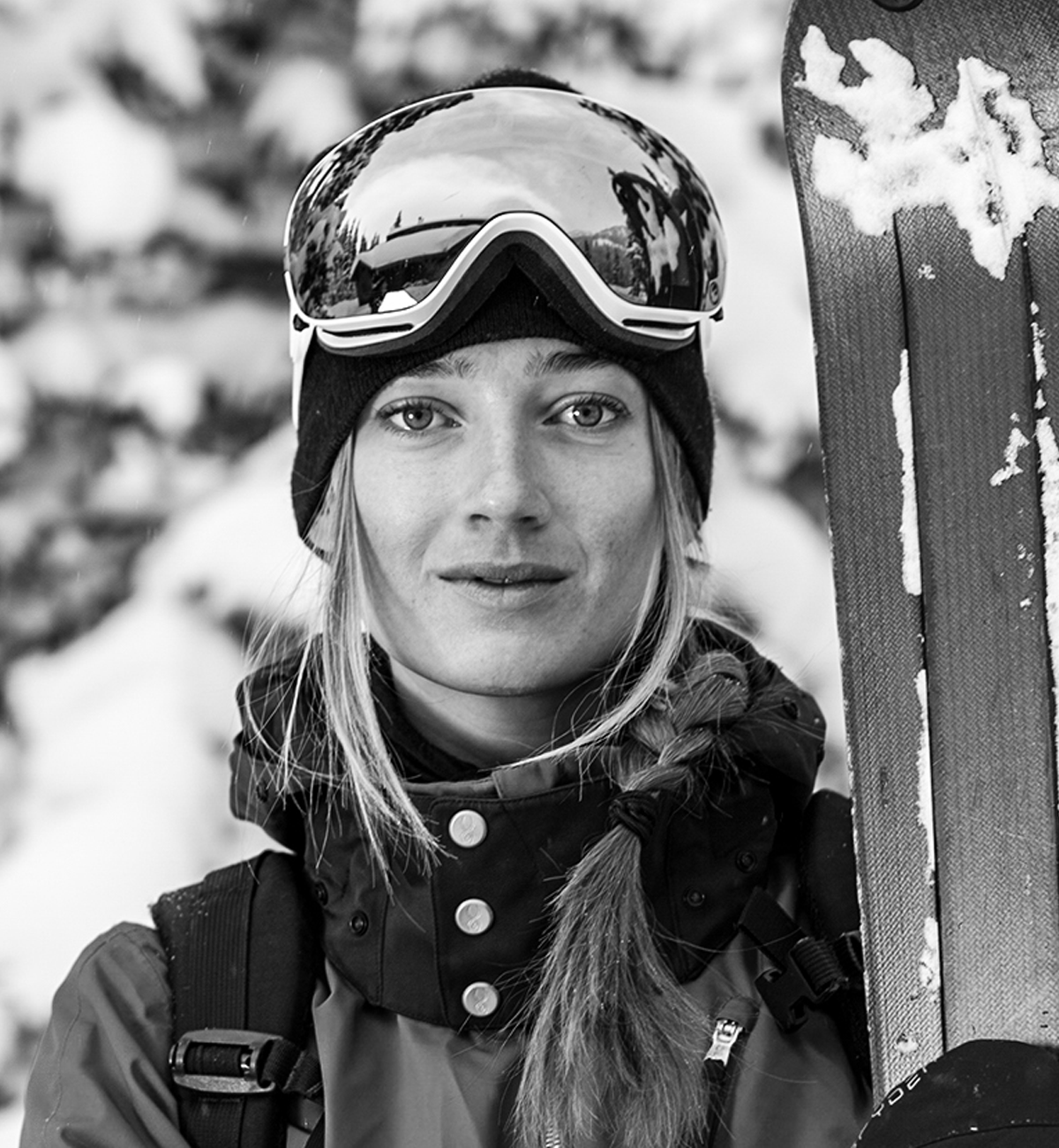 "Sierra Quitiquit // Creative Director - Producer   Never defined by traditional boundaries, Sierra Quitiquit has forged a successful career at the intersection of two remarkably different disciplines: fashion modeling and professional skiing. Through countless experiences around the world working in front of the lens for top international brands like Nike, Levi's, Lululemon and American Eagle, Sierra has had the opportunity to assimilate the inner workings of the creative and production processes through collaborating with some of the industry's most renowned talents. This extensive experience has propelled Sierra's career to evolve beyond her role as subject and allowed her to truly understand what it takes to produce genuinely compelling material.   Sierra is walking a path that symbolizes the multi-talented persona of the millennial generation – constantly seeking a deeper connection with our natural world by pursuing her passions in skiing, surfing, travel, yoga and a life unbound. ""My goal is to create content that forges authenticity, inspiration and high level production for brands seeking to resonate with consumers in an impactful and meaningful way."""