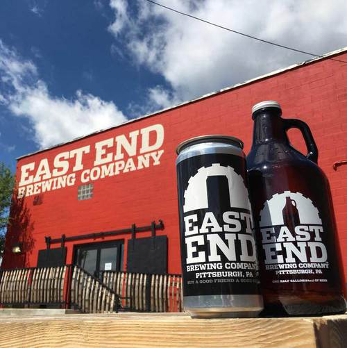 """EAST END BREWING - just wanted to """"make beer / sell beer"""""""