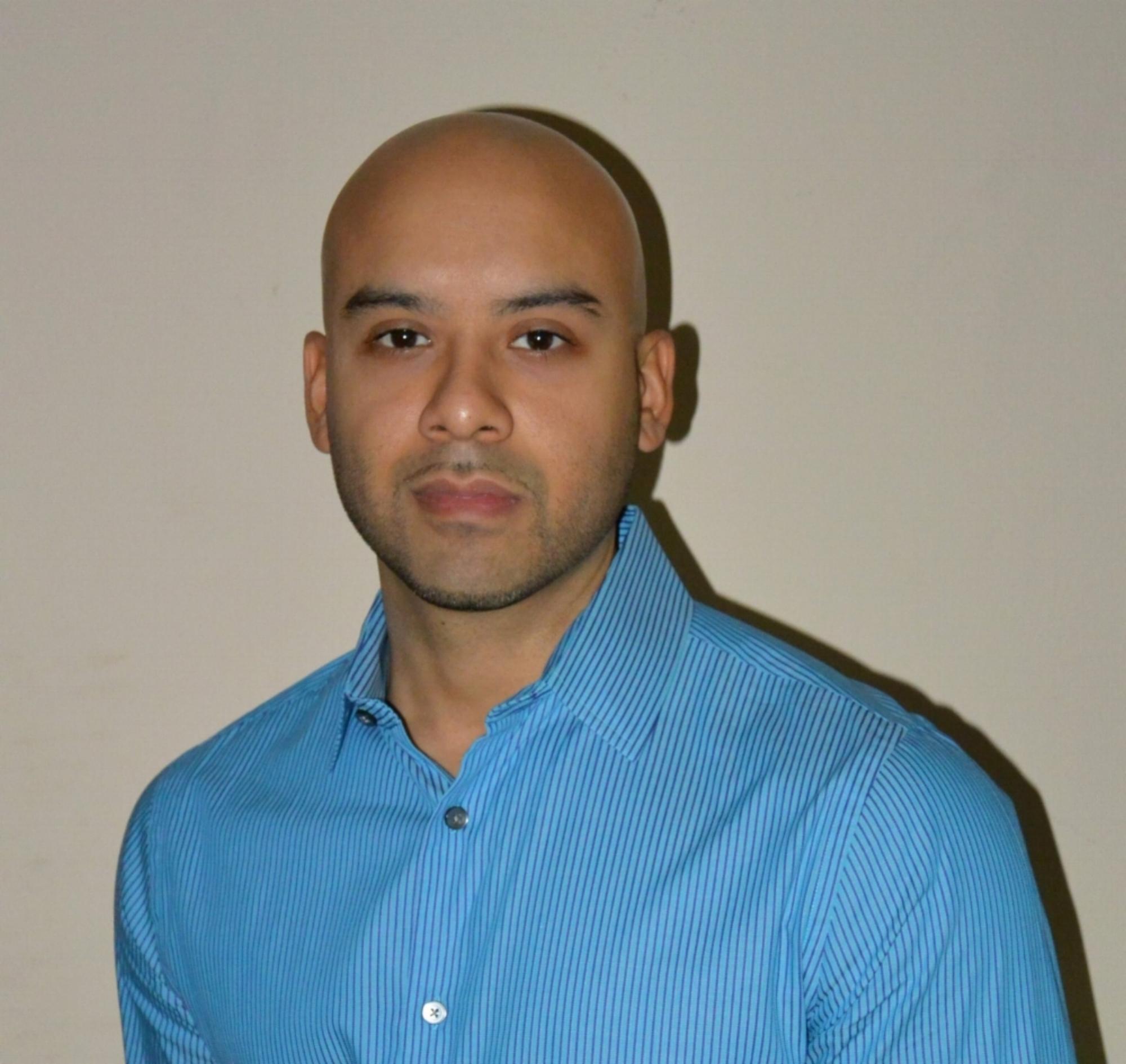 Anthony Acosta, V.P of Trading