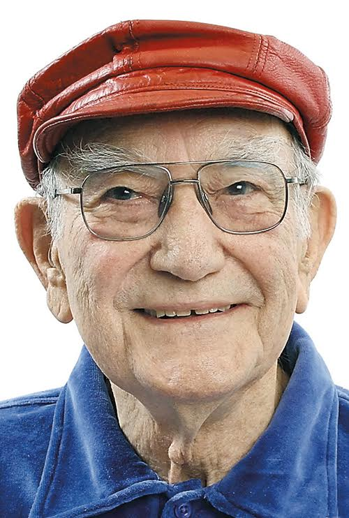 Dean Stone worked for more than 60 years at The Maryville-Alcoa Daily.
