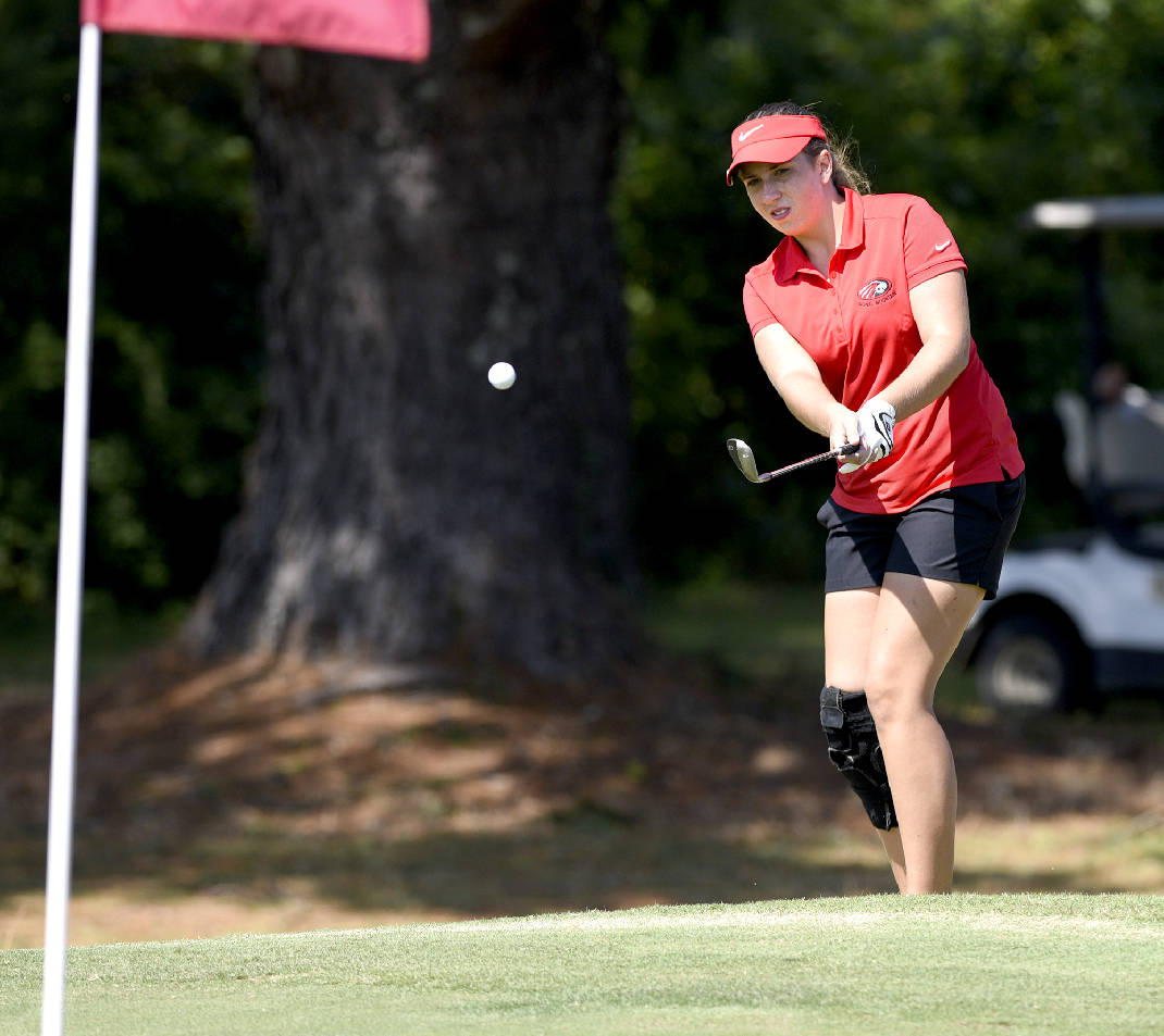 Signal Mountain's Lindsey Hollis won the Division I Small Class individual state title to garner All-State accolades.