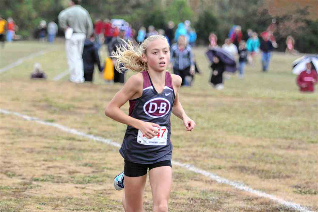 Dobyns-Bennett's Sasha Neglia won the individual state title to earn All-State honors.
