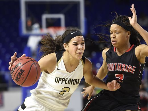 Upperman's Akira Levy earned her third straight All-State honor, helping the Lady Bears to another state championship.