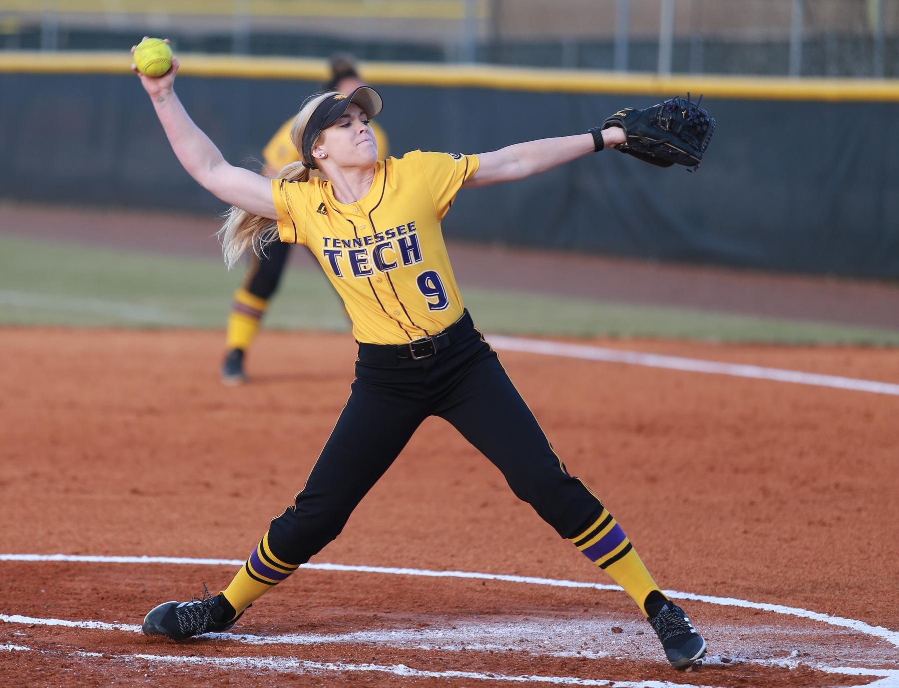 Tennessee Tech's Taylor Waldrop