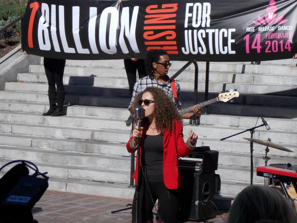 Voice for Women's Rights at City Hall
