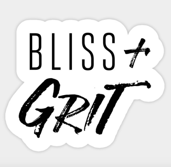 bliss and grit sticker.png