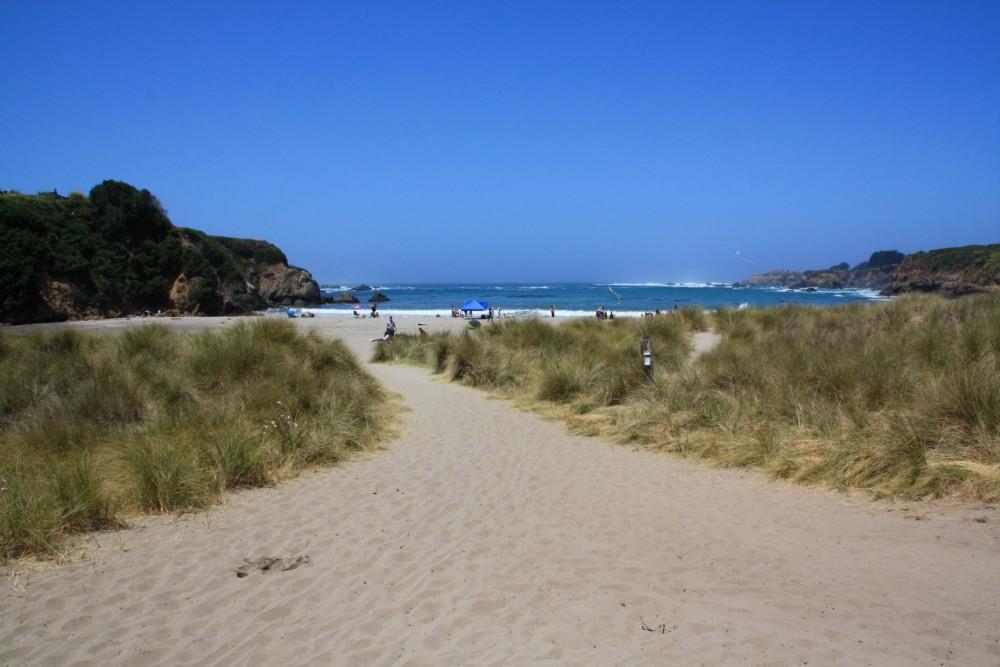 Caspar Headlands State Beach