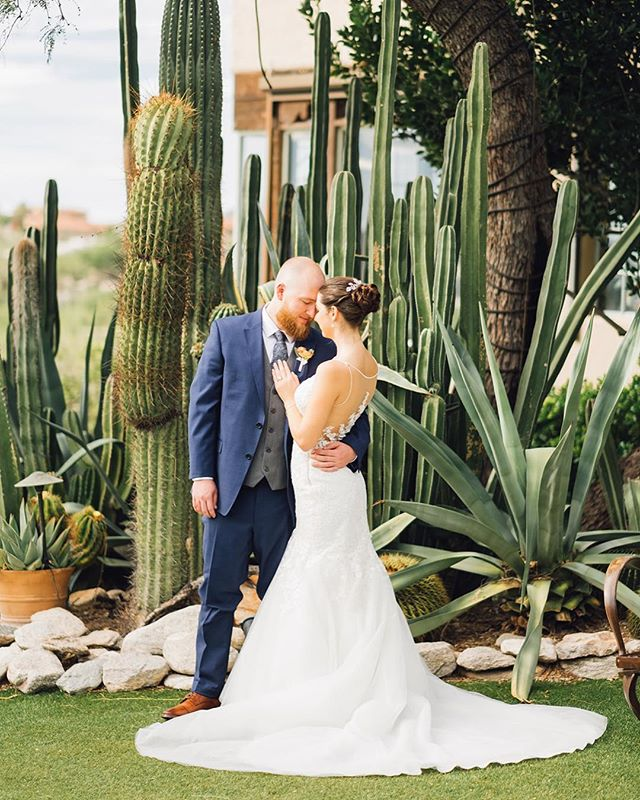 All the YES!!! This is the stuff desert wedding dreams are made of... @haciendadelsolaz you are gorgeous af. Nice shot @wildelovephotography