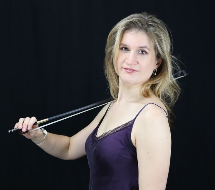 Zlata Brouwer - Zlata Brouwer is a violin teacher and founder of Violin Lounge, a tutorial website where you can access 250+ free violin lessons covering beginner lessons, advanced bowing technique, beautiful tone creation, and playing in tune!