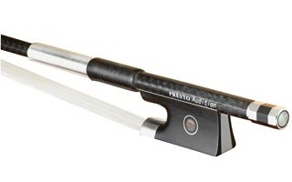 Presto® Audition Carbon Fiber Violin Bow