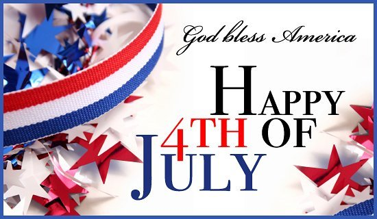 Wishing you all a happy and safe 4th of July from us at The View!!!