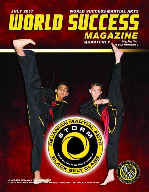 World Success Magazine - July 2017 (Issue #3)