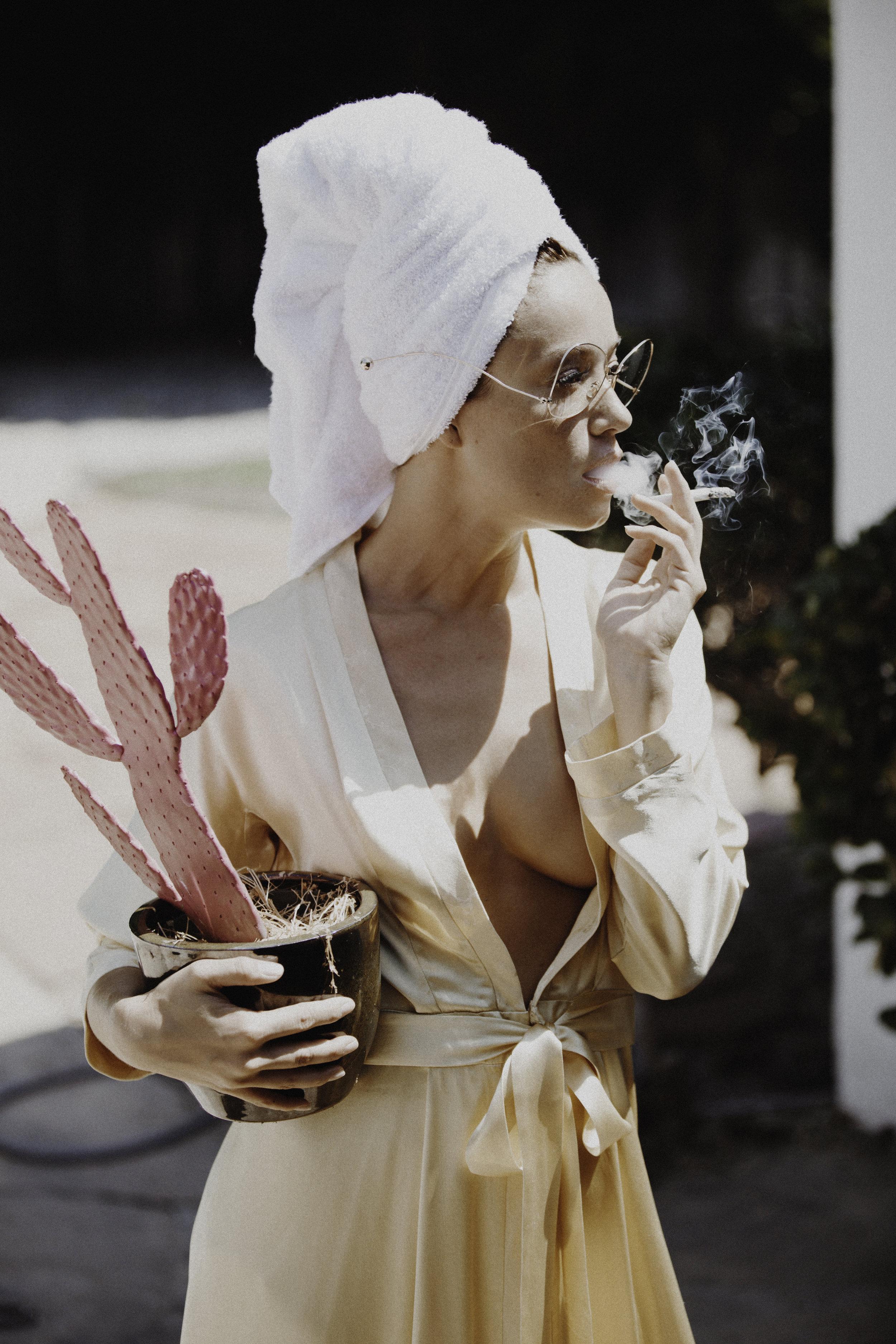 Sierra Love w/ Al The Pink Cactus