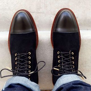 Perhaps the sexiest men's boot being made right now!