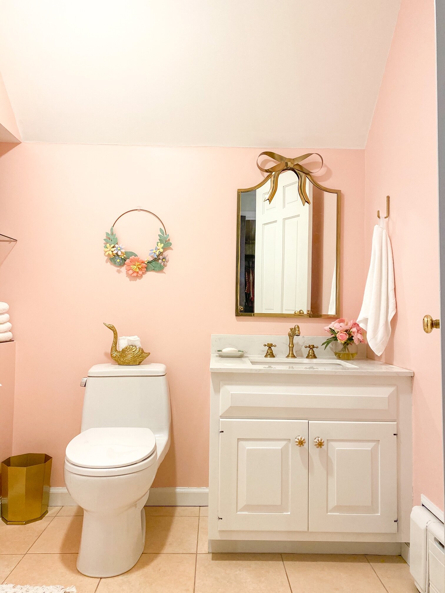 Little Girls Bathroom Ideas Blog The Green Robe