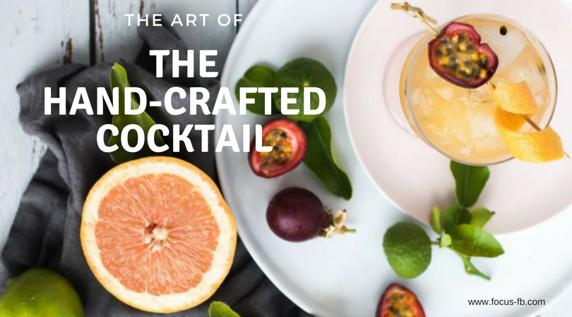 How the Craft Cocktail Culture can increase revenues:  We hear a lot of craft cocktail questions. What are they exactly? What does that mean? Is it a fad that will go away? I actually see it becoming even bigger as more and more locations understand the impact they have on their overall operation. People got bored with the old stand-by cocktails like a Cosmopolitan, Lemon Drop, or Margarita. These drinks generally have lots of vodka, are sweet and colorful with fancy names, but light on flavor! Educated and adventurous guests are seeking out more depth and refinement in their glass.    Bars that are passionate about real crafted cocktails can show a dramatic increase in traffic, both in food and beverage areas. Having a strong Craft Cocktail Culture demonstrates your passion for the authentic and for flavor. It shows to the world that you take your business seriously. This is how restaurants develop a solid reputation; people do talk and will recommend your establishment based on the level of skill and sophistication. Generally speaking, this will attract more traffic to the bar, which will in turn, bring more traffic to the restaurant. Reputation and word of mouth is so easy to achieve if you do it right and are really passionate about doing food and beverage right.    In addition to increased traffic visiting your establishment, revenues and profit can be affected by selling craft cocktails. Premium cocktails demand premium prices and generate some of the best profit in the bar - often doubling or tripling beer and wine profit. People who appreciate a great hand-crafted cocktail will not usually be averse to paying the price. Craft cocktails carry more sophistication, more depth of flavor, and authentic tastes.    The art of hand crafting has actually been around for years, and in its simplest forms date back to pre-prohibition days when that was how all cocktails were made. Now, however, we are seeing a resurgence in demand as our customers look for something new