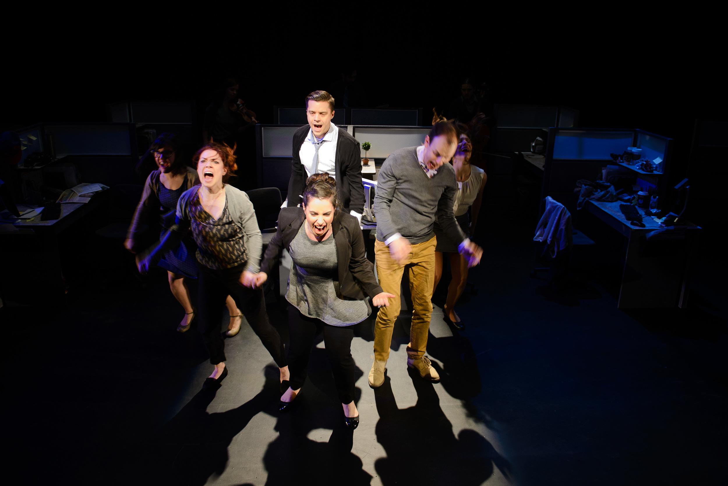 Talk is Free Theatre. Photo by Luca Ragogna.