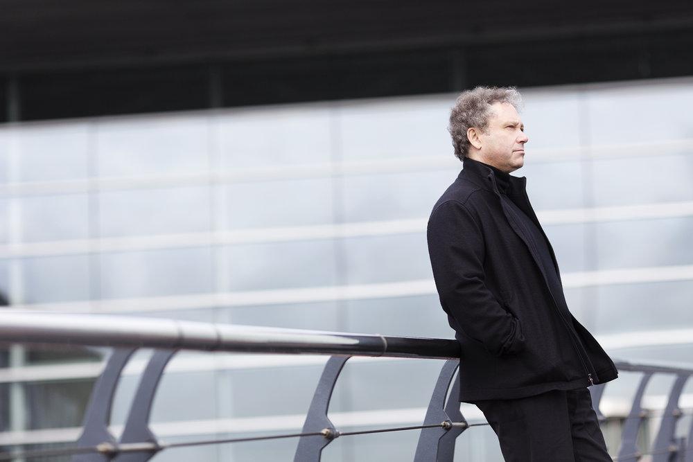 Richard Egarr <br> Harpsichord
