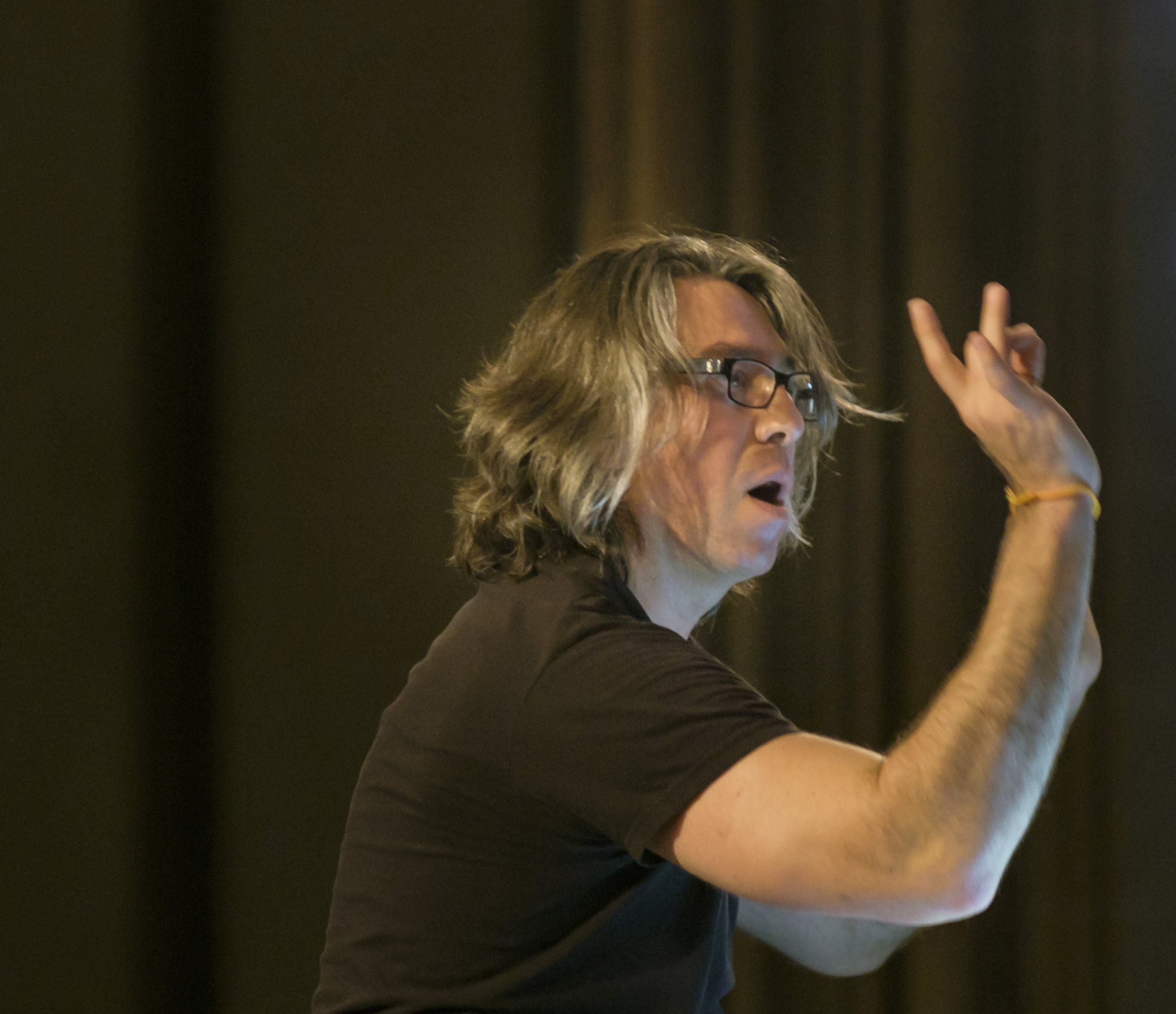 Julian Wachner, conductor