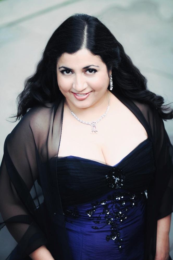 Sherazade Panthaki - soprano