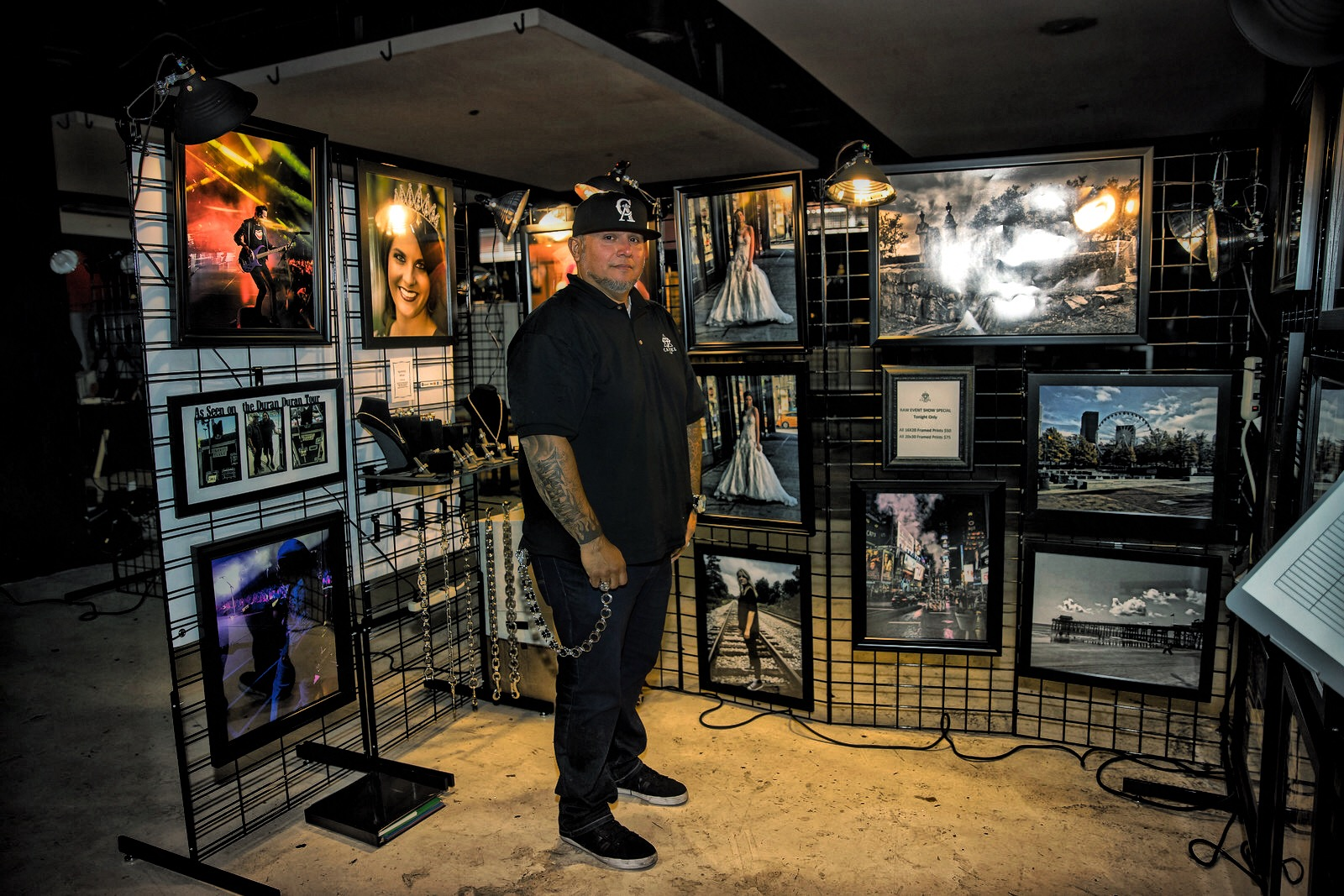 Cartel Artistry Gallery at RAW Atlanta