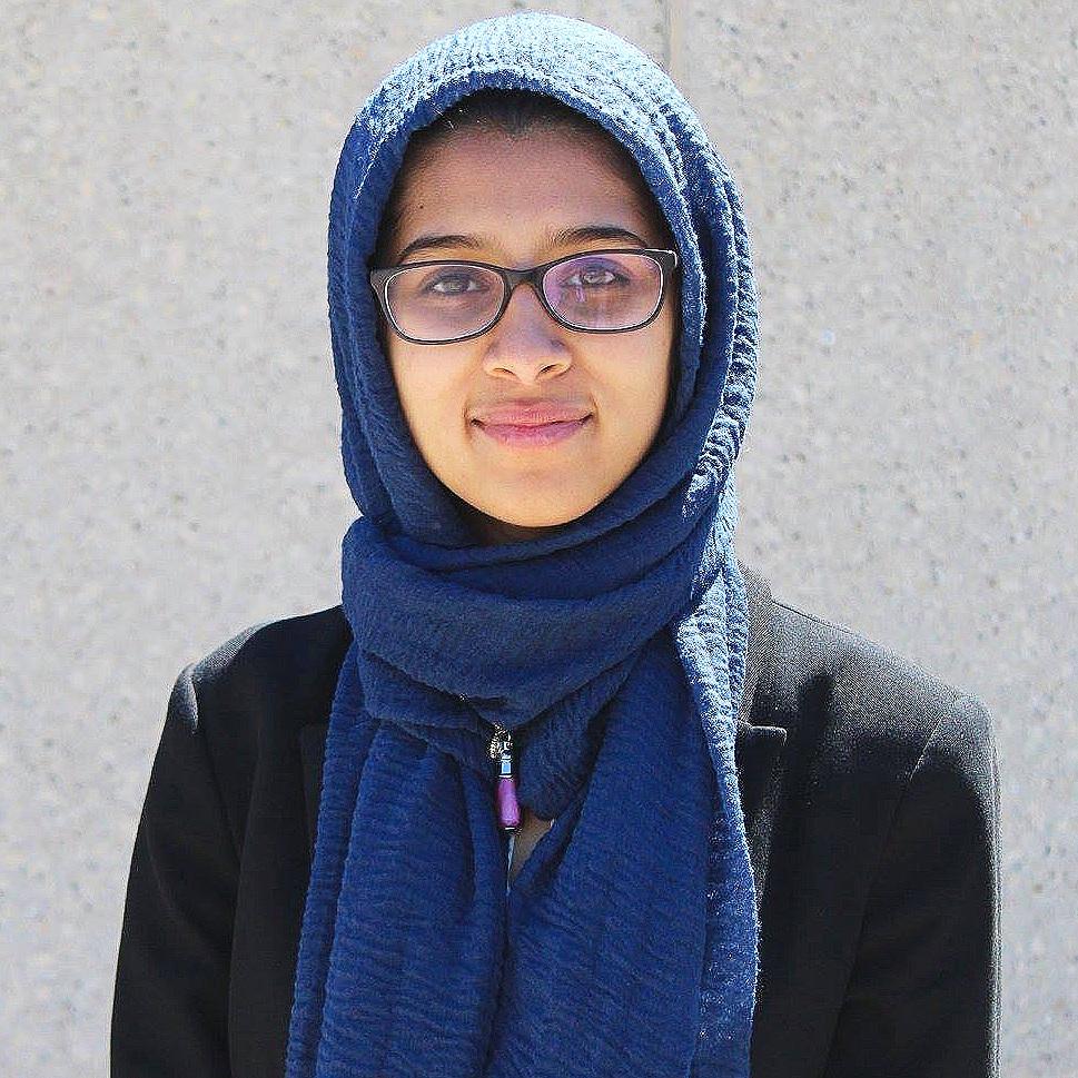 Simrah Shaik   Computer Science