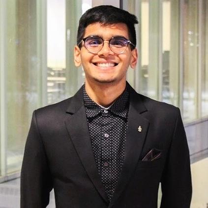 Kunj Patel   Finance