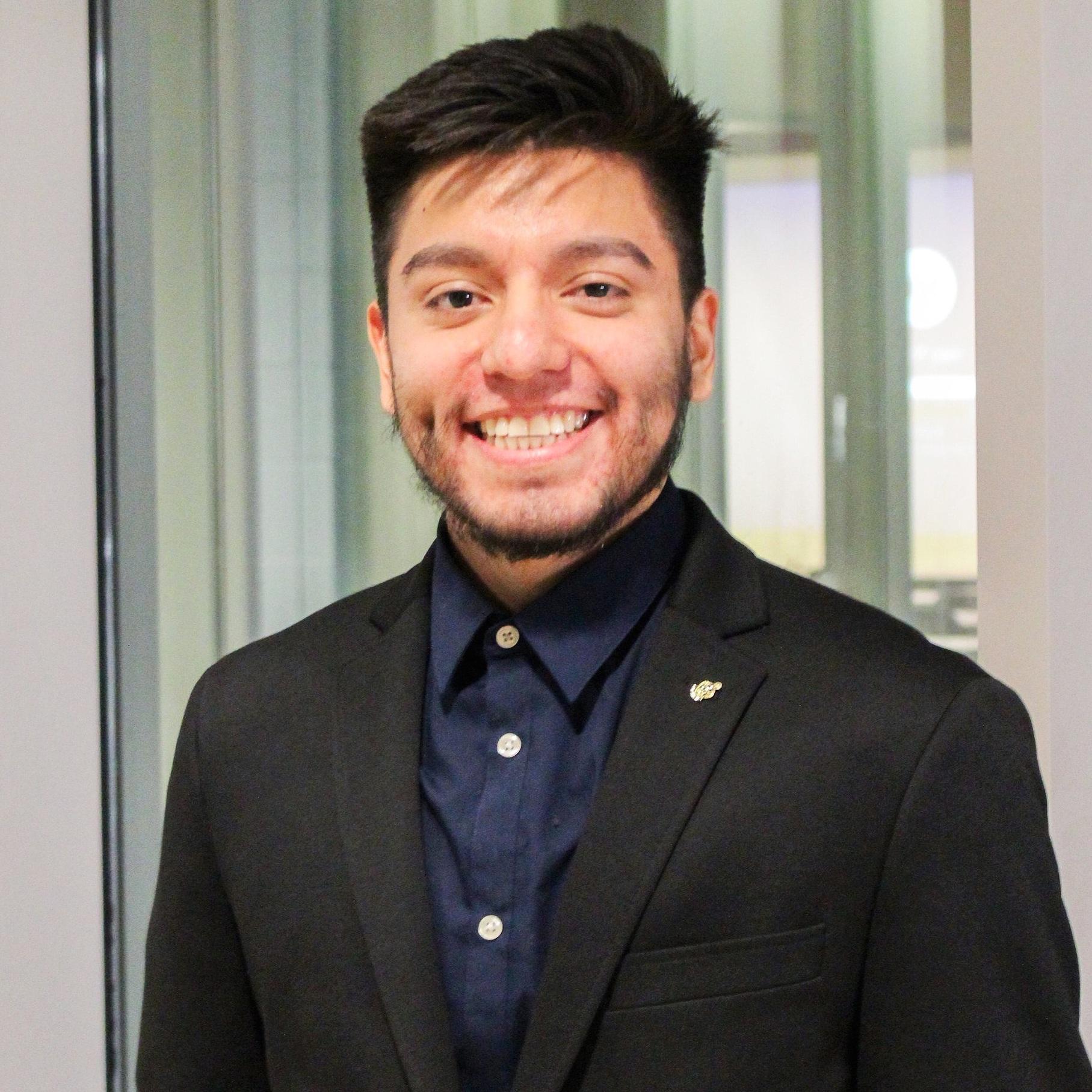 Oscar Perez   Finance