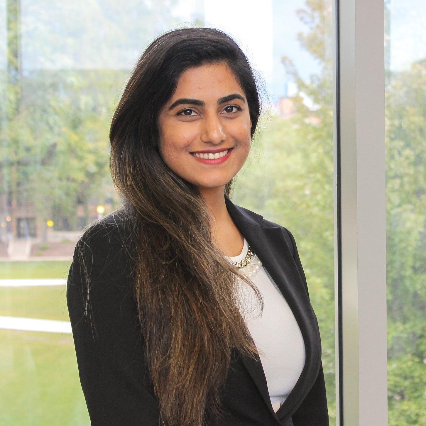 Tayyaba Khan   Finance