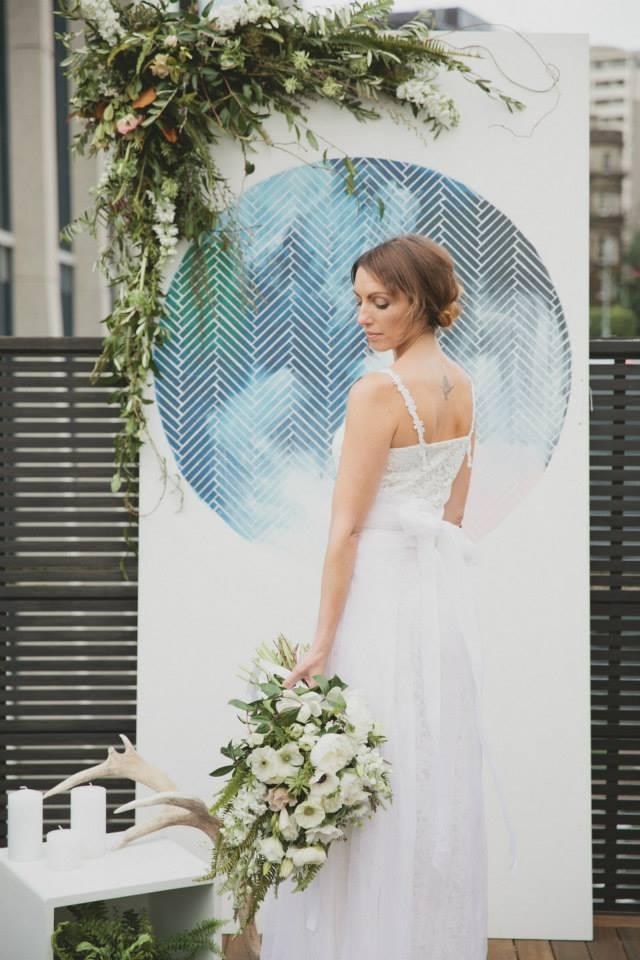 Bride and Groom Magazine -