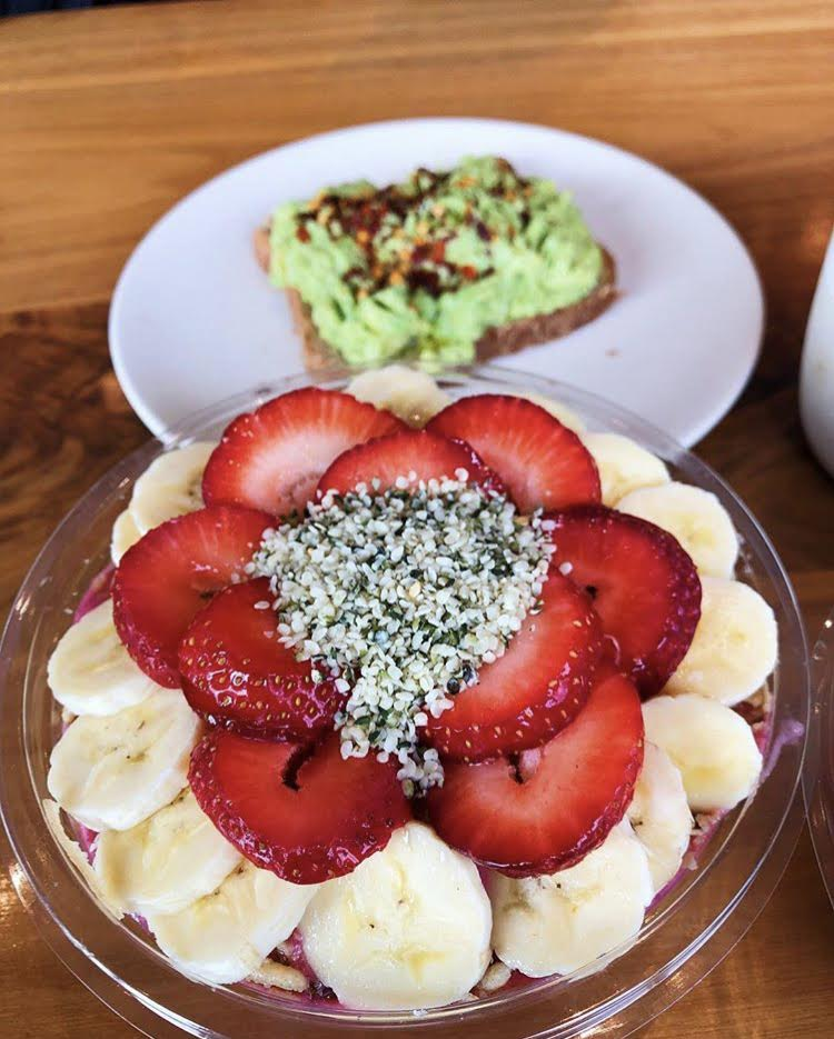 Upbeet - Price:$$Upbeet is a super trendy cool spot located in west midtown. If you want to try all the millennial health crazes like acai and vegetable bowls or avocado toast, I definitely recommend Upbeet.