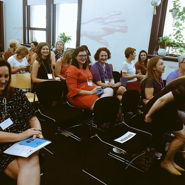 We are excited to kick off our YWCA Australia #AGM2017 with staff and members gathering from across the country! #YWCASisters