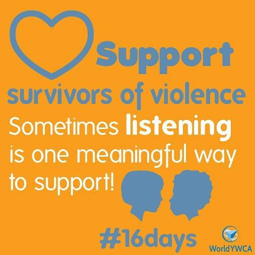 Today we share a message for the #16Days of Activism to End Gender Based Violence about listening to and supporting survivors of violence. ⠀ Recently released ABS data shows a staggering 9 out of 10 women did not contact the police after their most recent incident of sexual assault.⠀ Partly this is because of stigma and discrimination experienced by survivors. ⠀ As a community we can help to turn this around by listening to, believing, and supporting survivors of violence. ⠀ #EndGBV #16DaysCampaign